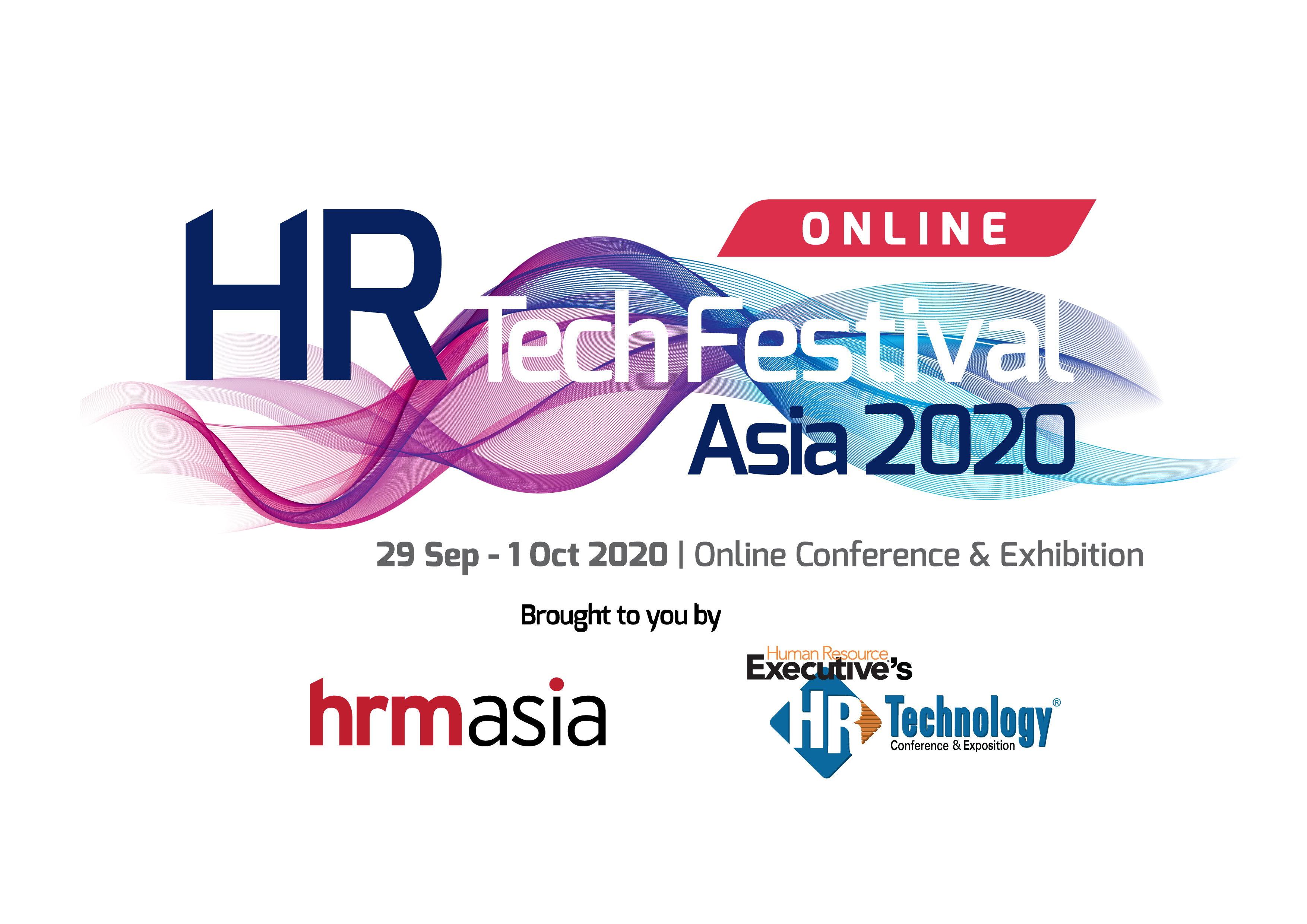 2006 HR Tech Festival Asia 2020 ONLINE - Logo vA1-01